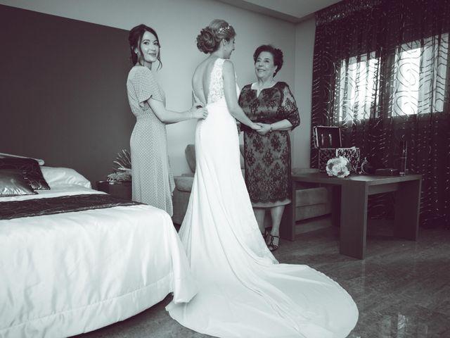 La boda de Daniel y Loli en Santa Maria Del Aguila, Almería 25