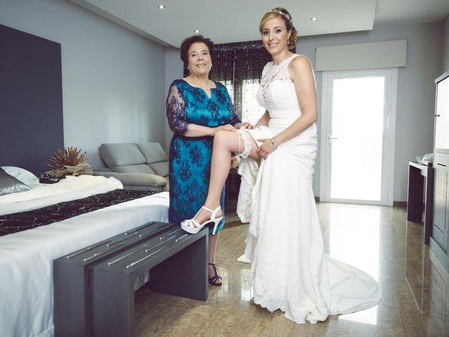 La boda de Daniel y Loli en Santa Maria Del Aguila, Almería 26