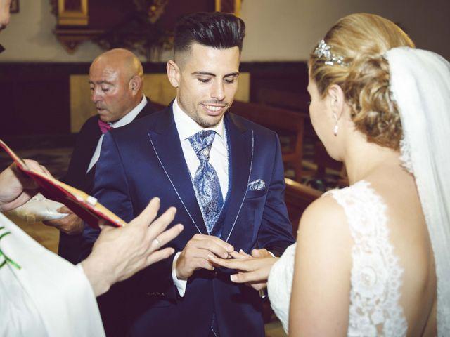 La boda de Daniel y Loli en Santa Maria Del Aguila, Almería 30