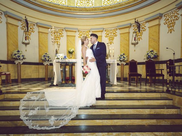 La boda de Daniel y Loli en Santa Maria Del Aguila, Almería 31