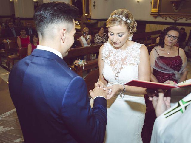 La boda de Daniel y Loli en Santa Maria Del Aguila, Almería 34