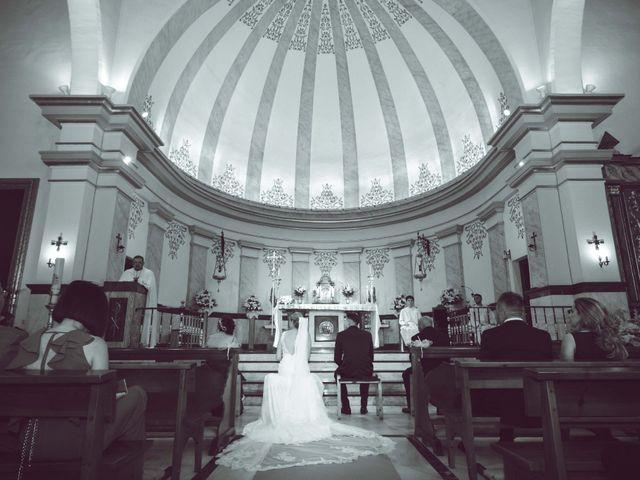 La boda de Daniel y Loli en Santa Maria Del Aguila, Almería 36