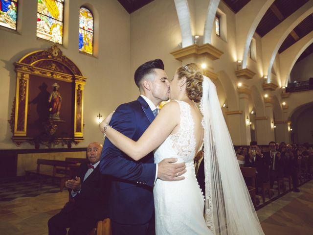 La boda de Daniel y Loli en Santa Maria Del Aguila, Almería 37