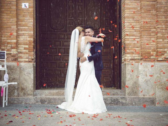 La boda de Daniel y Loli en Santa Maria Del Aguila, Almería 38