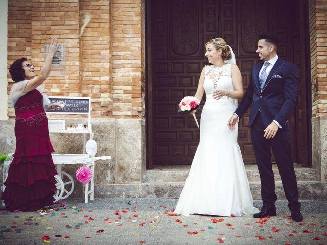 La boda de Daniel y Loli en Santa Maria Del Aguila, Almería 39