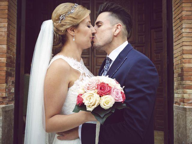 La boda de Daniel y Loli en Santa Maria Del Aguila, Almería 41