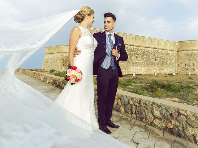 La boda de Daniel y Loli en Santa Maria Del Aguila, Almería 42