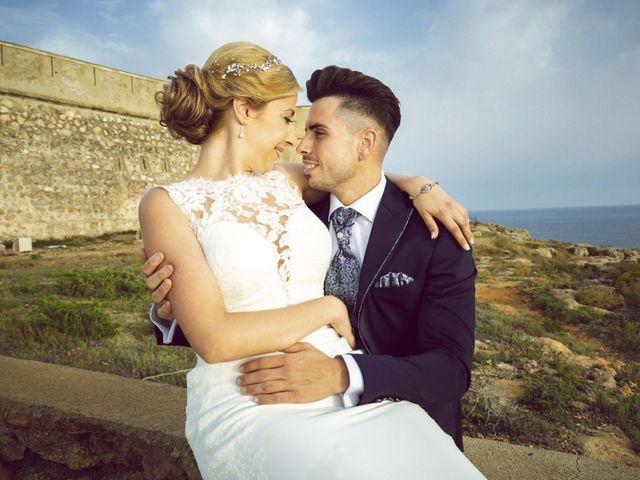 La boda de Daniel y Loli en Santa Maria Del Aguila, Almería 43