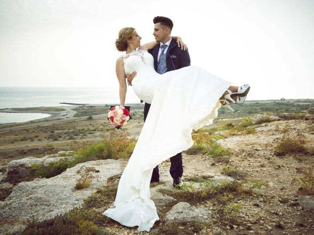 La boda de Daniel y Loli en Santa Maria Del Aguila, Almería 45