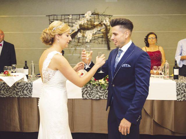 La boda de Daniel y Loli en Santa Maria Del Aguila, Almería 47