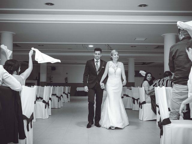 La boda de Daniel y Loli en Santa Maria Del Aguila, Almería 48