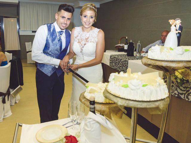 La boda de Daniel y Loli en Santa Maria Del Aguila, Almería 49