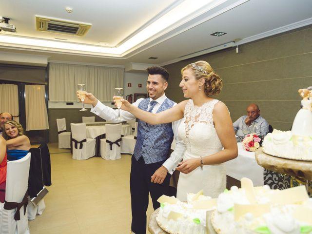La boda de Daniel y Loli en Santa Maria Del Aguila, Almería 50
