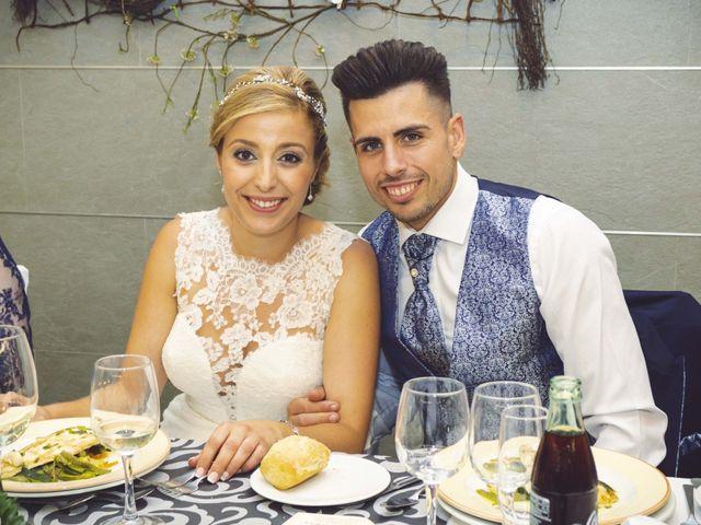 La boda de Daniel y Loli en Santa Maria Del Aguila, Almería 51