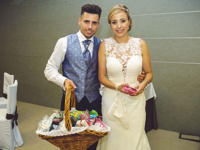 La boda de Daniel y Loli en Santa Maria Del Aguila, Almería 52