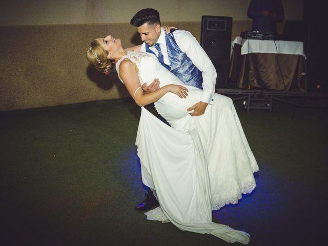 La boda de Daniel y Loli en Santa Maria Del Aguila, Almería 53