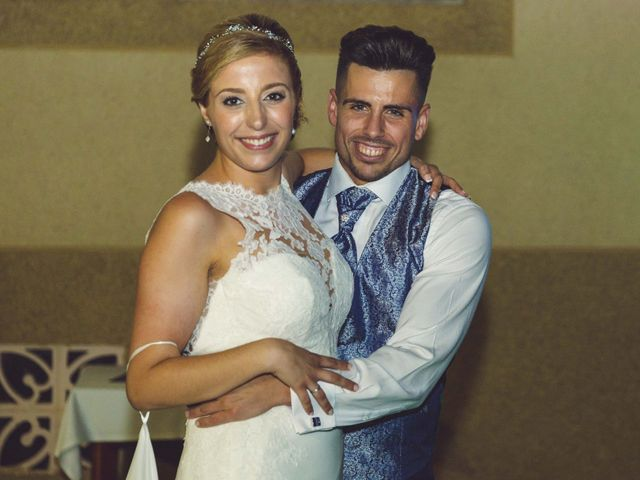 La boda de Daniel y Loli en Santa Maria Del Aguila, Almería 54