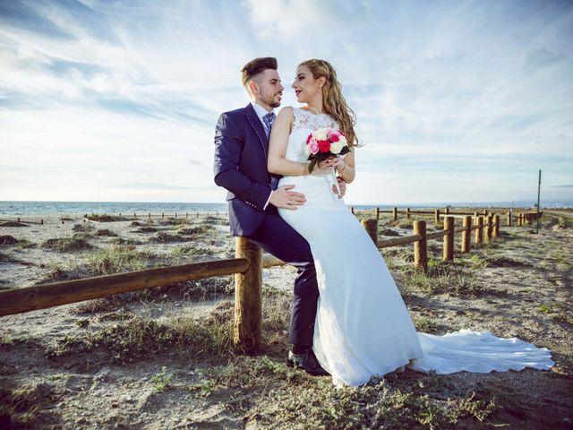 La boda de Daniel y Loli en Santa Maria Del Aguila, Almería 57