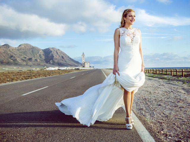 La boda de Daniel y Loli en Santa Maria Del Aguila, Almería 59
