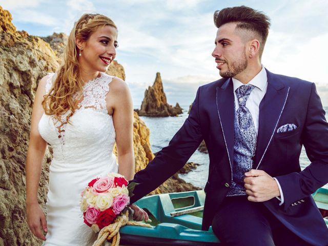 La boda de Daniel y Loli en Santa Maria Del Aguila, Almería 62