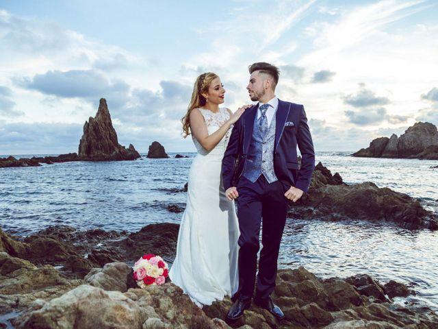La boda de Daniel y Loli en Santa Maria Del Aguila, Almería 64