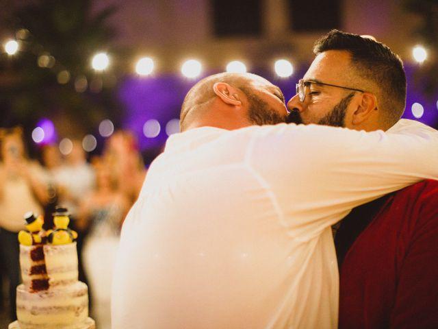 La boda de Raúl y Víctor en Alacant/alicante, Alicante 47