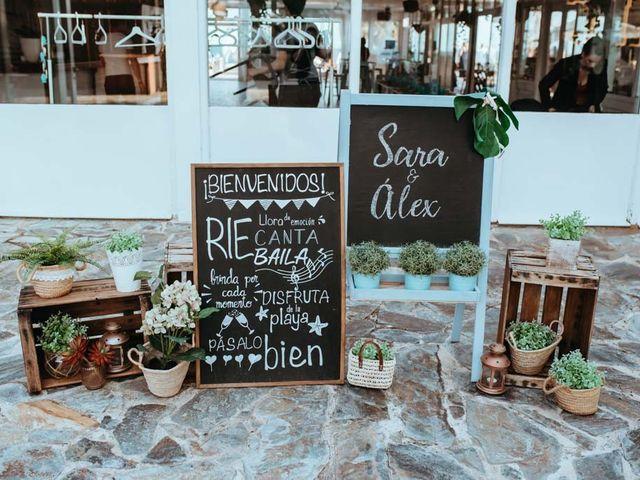 La boda de Álex y Sara en Malgrat De Mar, Barcelona 74