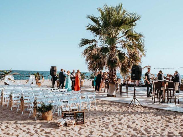 La boda de Álex y Sara en Malgrat De Mar, Barcelona 90