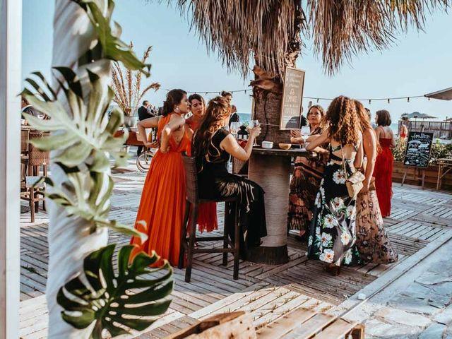 La boda de Álex y Sara en Malgrat De Mar, Barcelona 96