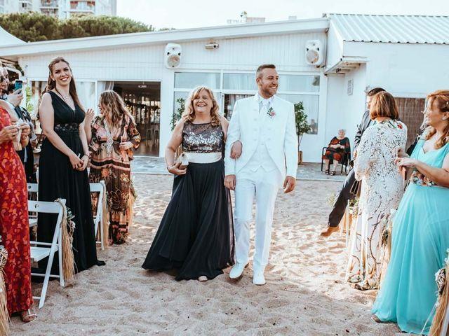 La boda de Álex y Sara en Malgrat De Mar, Barcelona 101