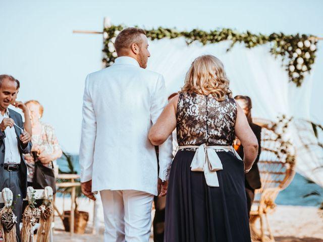 La boda de Álex y Sara en Malgrat De Mar, Barcelona 102