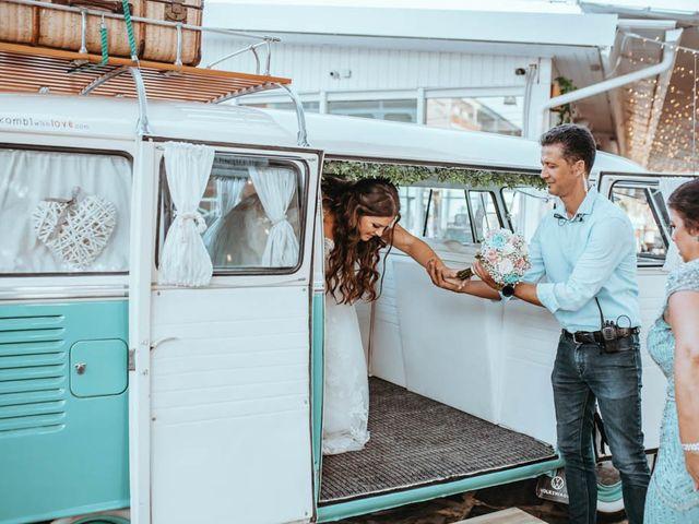 La boda de Álex y Sara en Malgrat De Mar, Barcelona 107