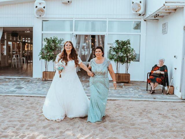 La boda de Álex y Sara en Malgrat De Mar, Barcelona 112