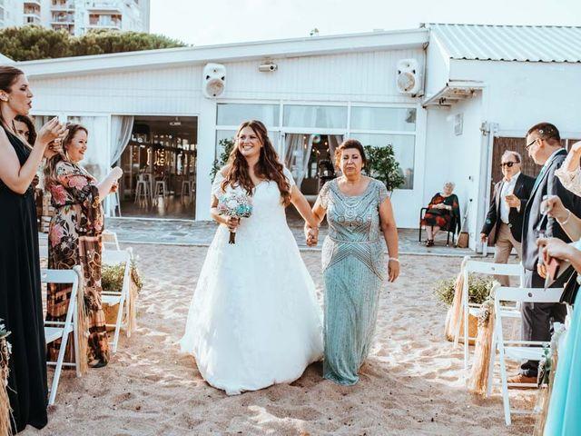 La boda de Álex y Sara en Malgrat De Mar, Barcelona 113