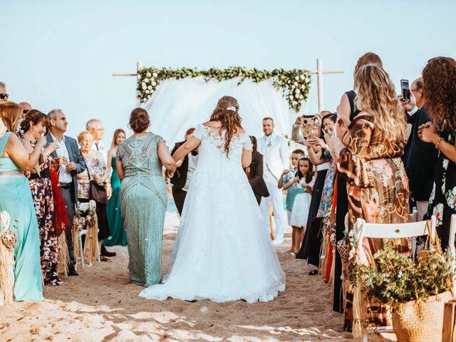 La boda de Álex y Sara en Malgrat De Mar, Barcelona 114