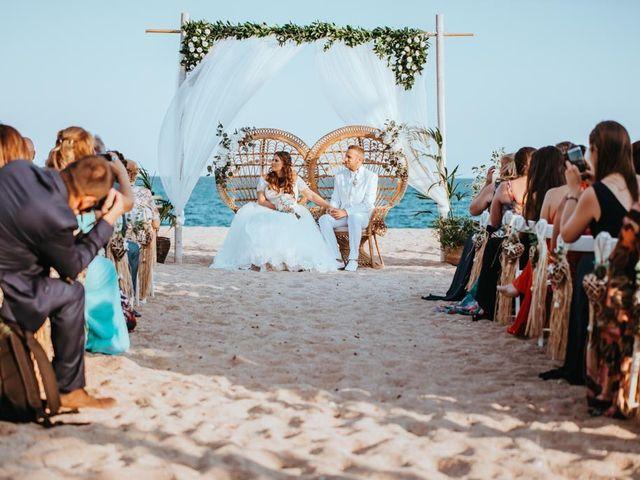 La boda de Álex y Sara en Malgrat De Mar, Barcelona 121