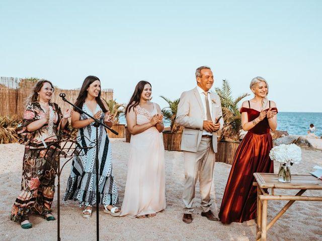 La boda de Álex y Sara en Malgrat De Mar, Barcelona 126