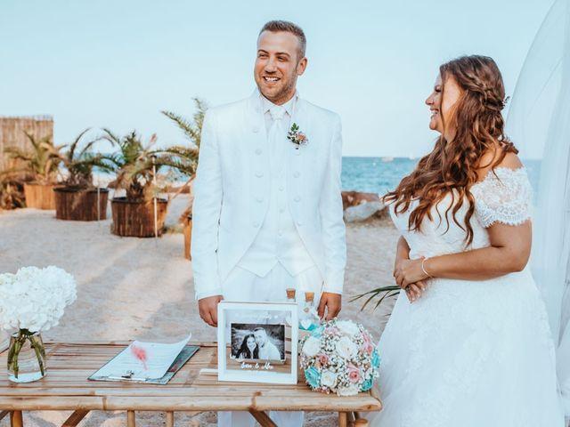 La boda de Álex y Sara en Malgrat De Mar, Barcelona 127