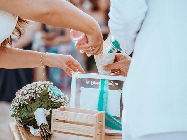 La boda de Álex y Sara en Malgrat De Mar, Barcelona 130