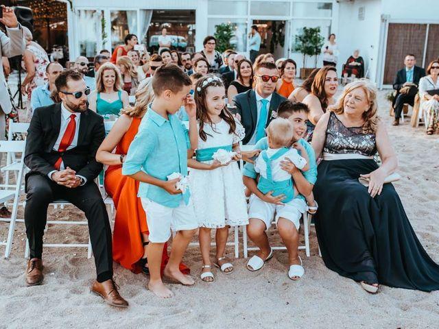 La boda de Álex y Sara en Malgrat De Mar, Barcelona 131
