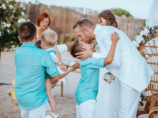 La boda de Álex y Sara en Malgrat De Mar, Barcelona 132