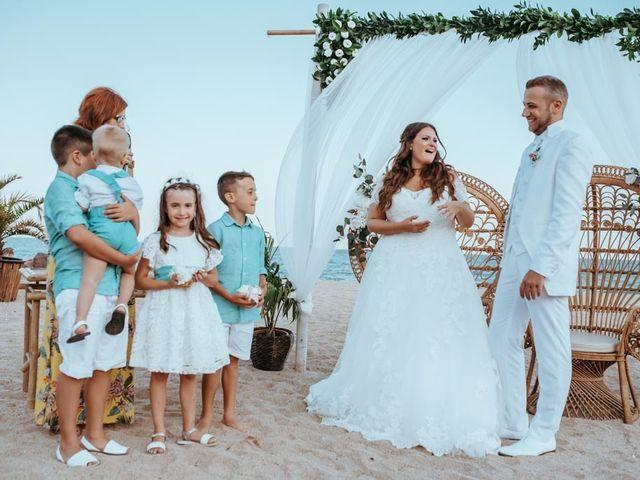 La boda de Álex y Sara en Malgrat De Mar, Barcelona 133