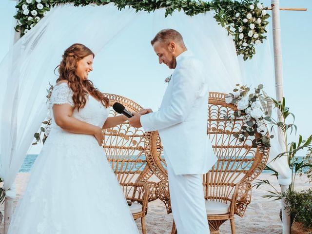 La boda de Álex y Sara en Malgrat De Mar, Barcelona 135
