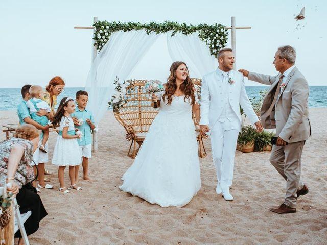La boda de Álex y Sara en Malgrat De Mar, Barcelona 138