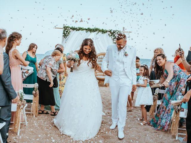 La boda de Álex y Sara en Malgrat De Mar, Barcelona 139