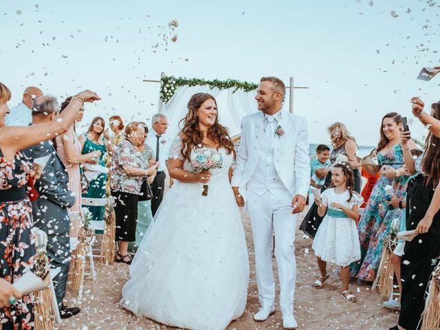La boda de Álex y Sara en Malgrat De Mar, Barcelona 140
