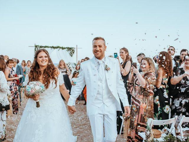 La boda de Álex y Sara en Malgrat De Mar, Barcelona 141