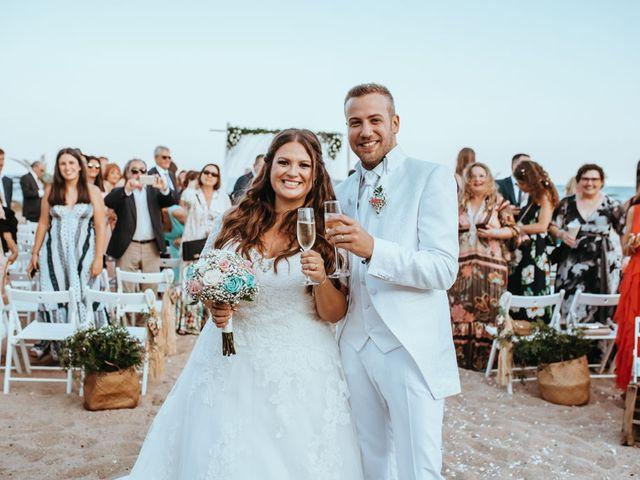 La boda de Álex y Sara en Malgrat De Mar, Barcelona 142