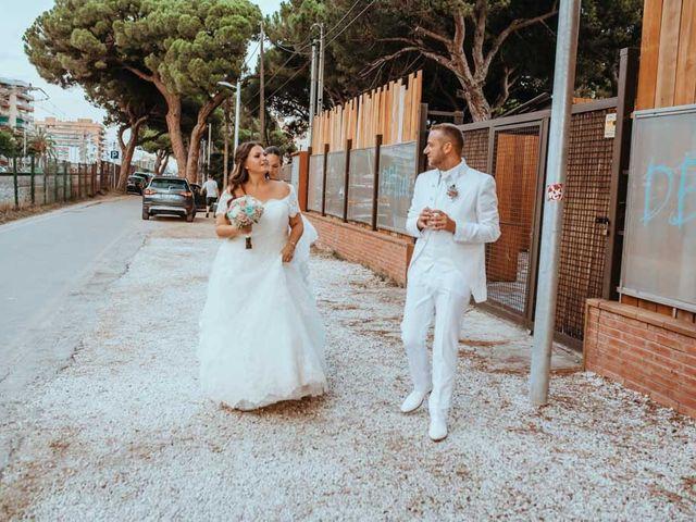 La boda de Álex y Sara en Malgrat De Mar, Barcelona 148