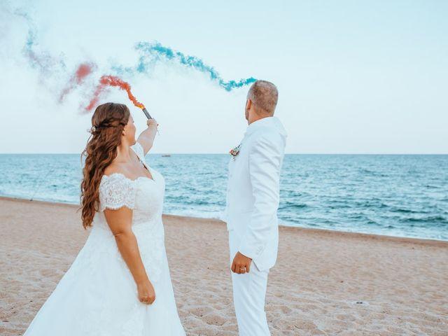 La boda de Álex y Sara en Malgrat De Mar, Barcelona 150